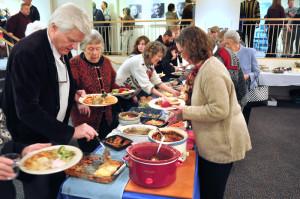 Congregational Meeting & Potluck on February 10 @ Fellowship Hall | Saint Paul | Minnesota | United States