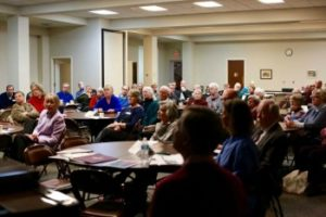 Congregational Semi-Annual Meeting @ Gathering Place
