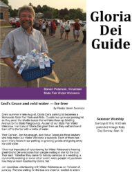 Gloria Dei Guide - August
